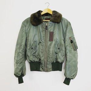 Vintage 8-150 Air Force Flight Jacket
